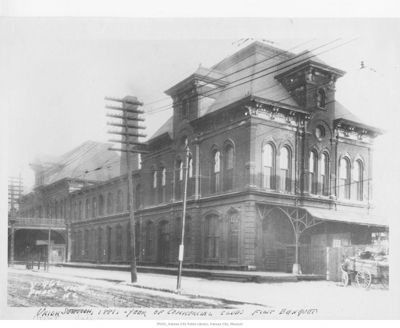 1880s Police Department MO Kansas City Photo