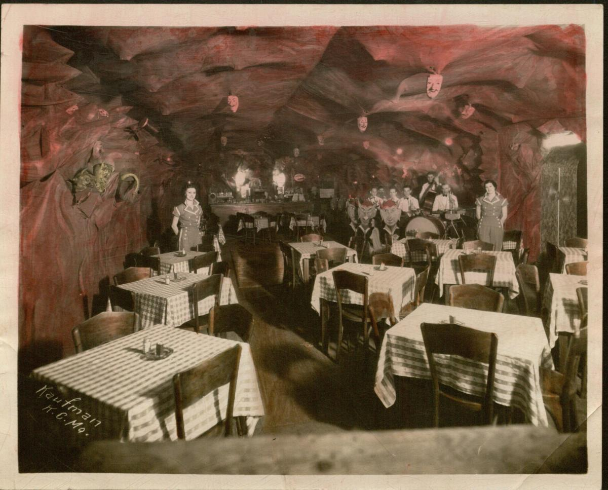 Dante's Inferno nightclub