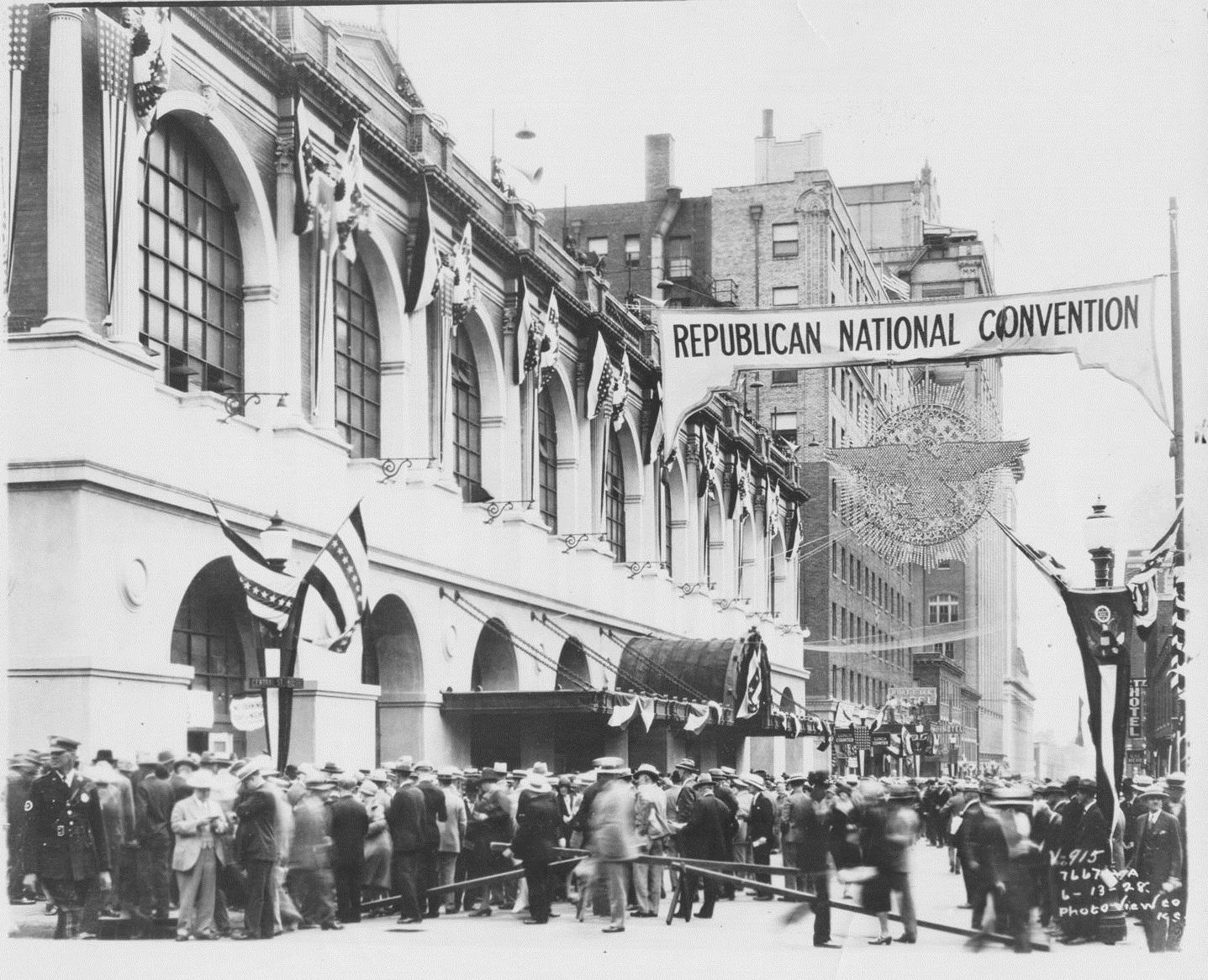 1928 Republican Convention
