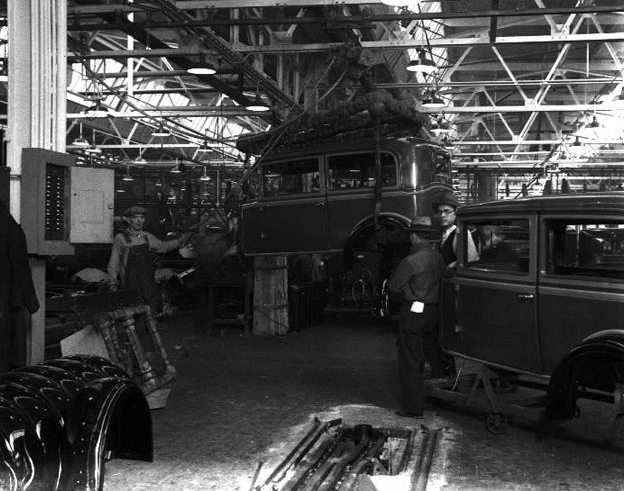 Automobile Assembly Plant