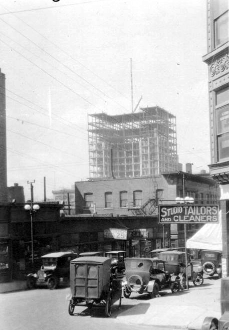 Federal reserve Bank of Kansas City Under Construction