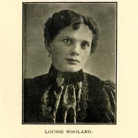 City Directory Portrait of Louise Woolard
