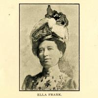 City Directory Portrait of Ella Frank