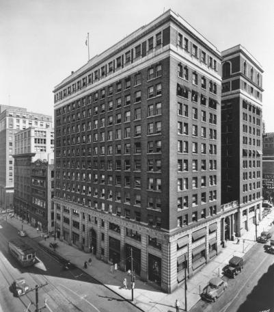 Kansas City Board of Trade building