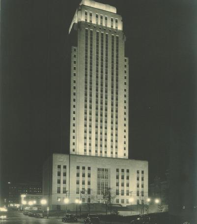 City Hall (12th Street) circa 1937