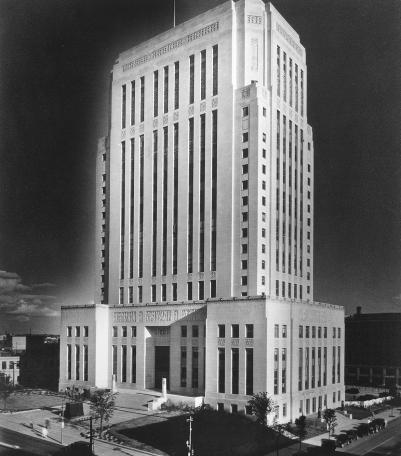 Jackson County Courthouse (third)