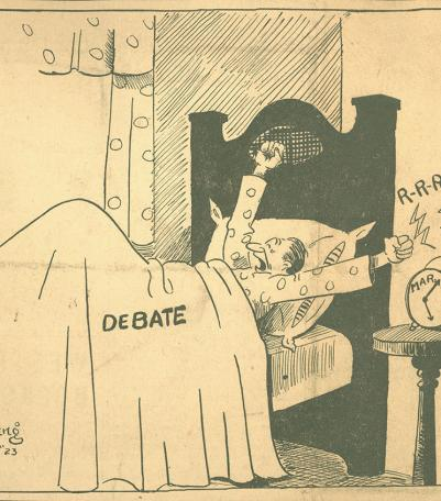 Friz Freleng cartoon