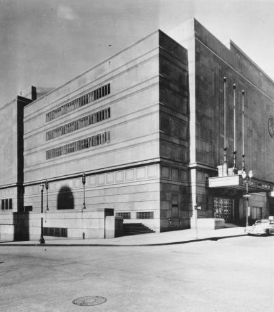 Municipal Auditorium