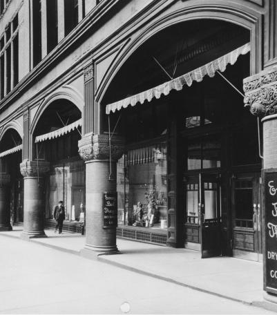 Emery, Bird, Thayer and Co. building
