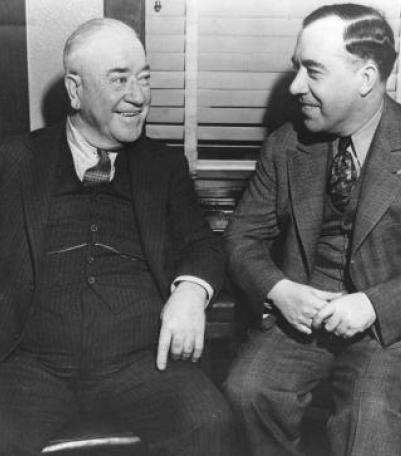 Tom and James Pendergast