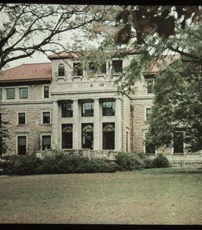 University of Kansas City Administration Building