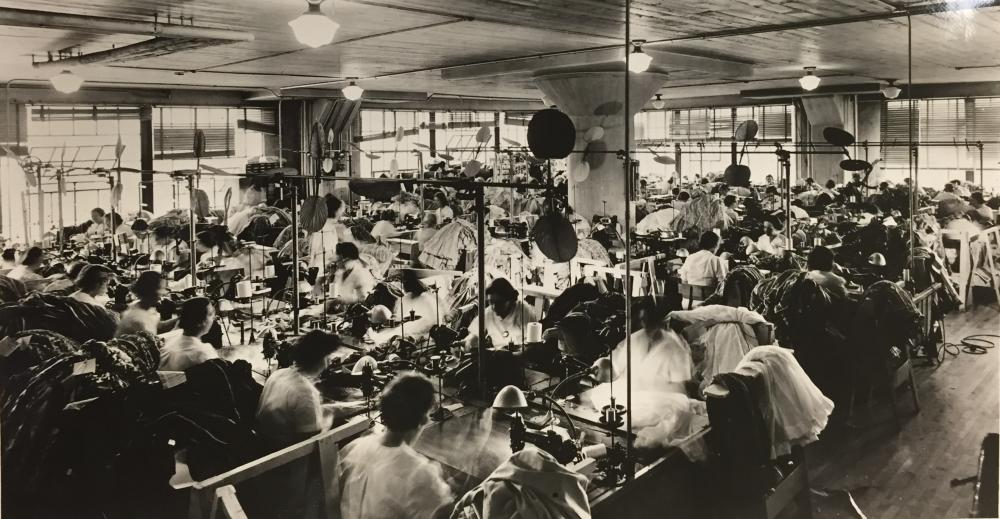 Donnelly Garment Company interior
