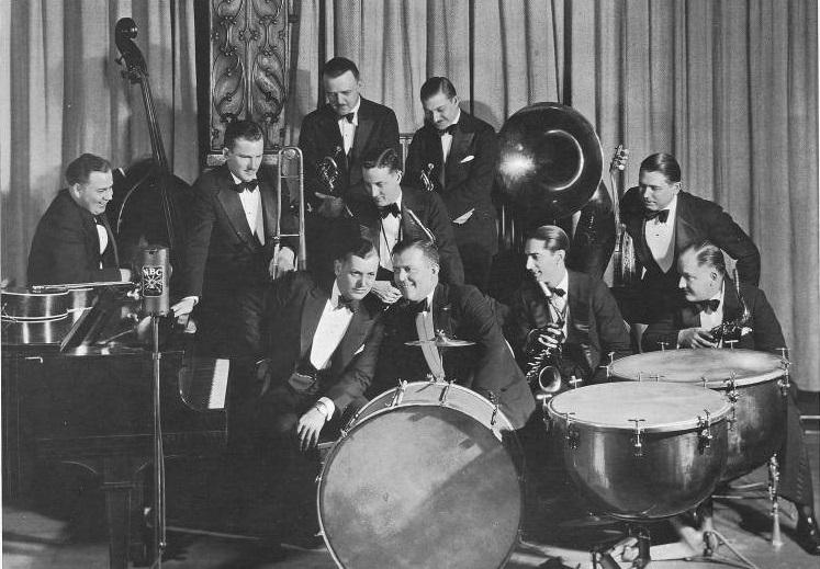 Coon Sanders Band