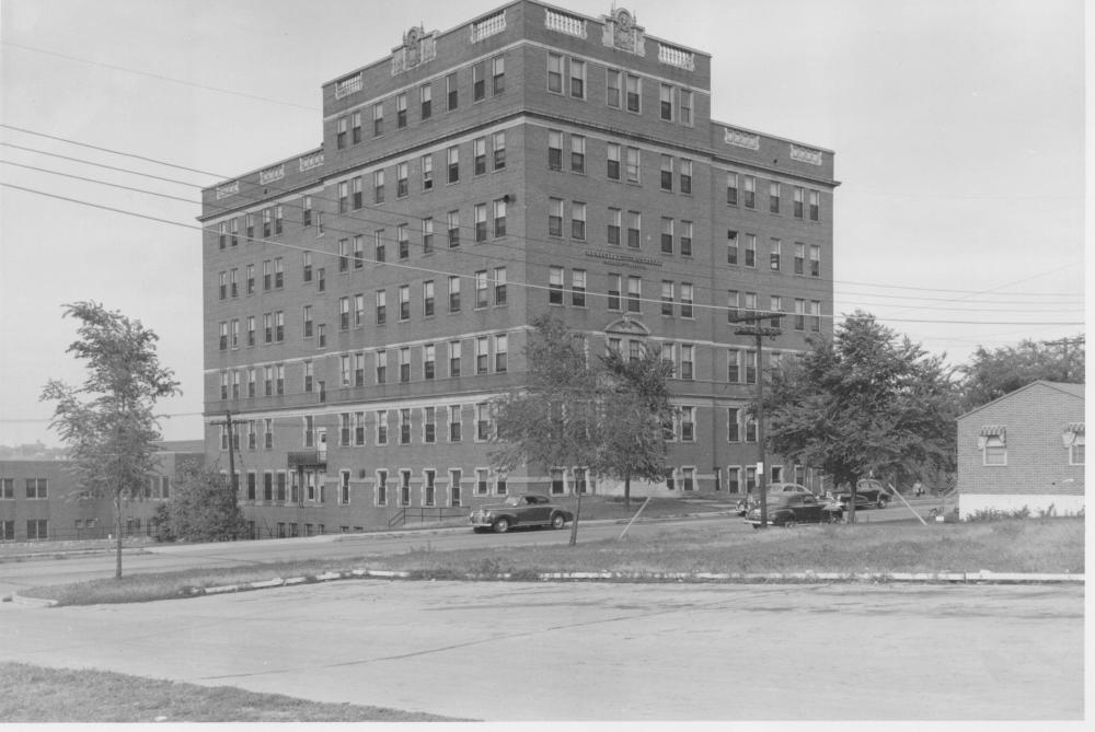 General Hospital No. 2 Exterior