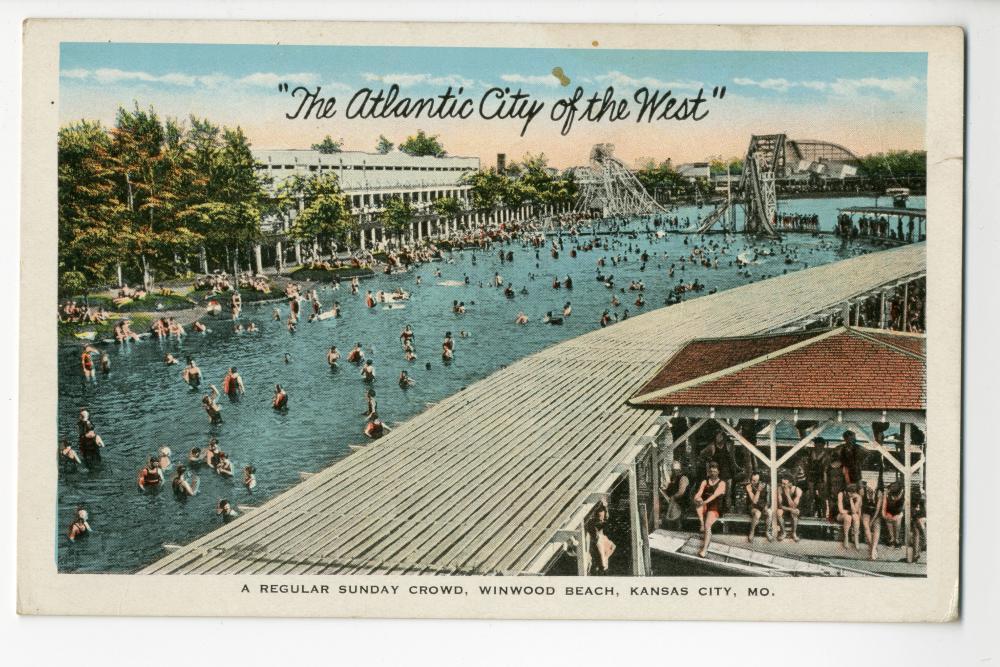 West Winnwood Beach Kansas City Mo
