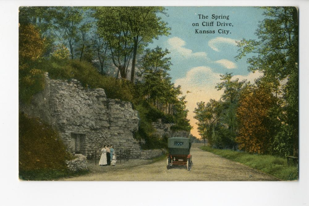 The Spring On Cliff Drive Kansas City Mo