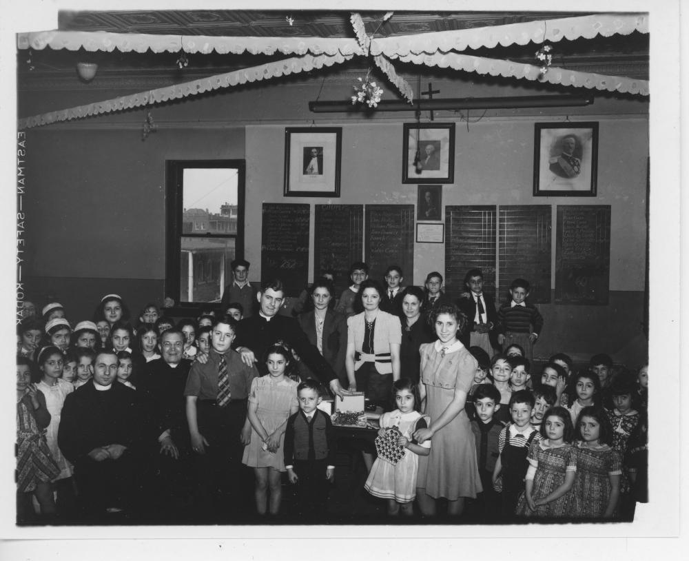 Holy Rosary School PTA Meeting | The Pendergast Years