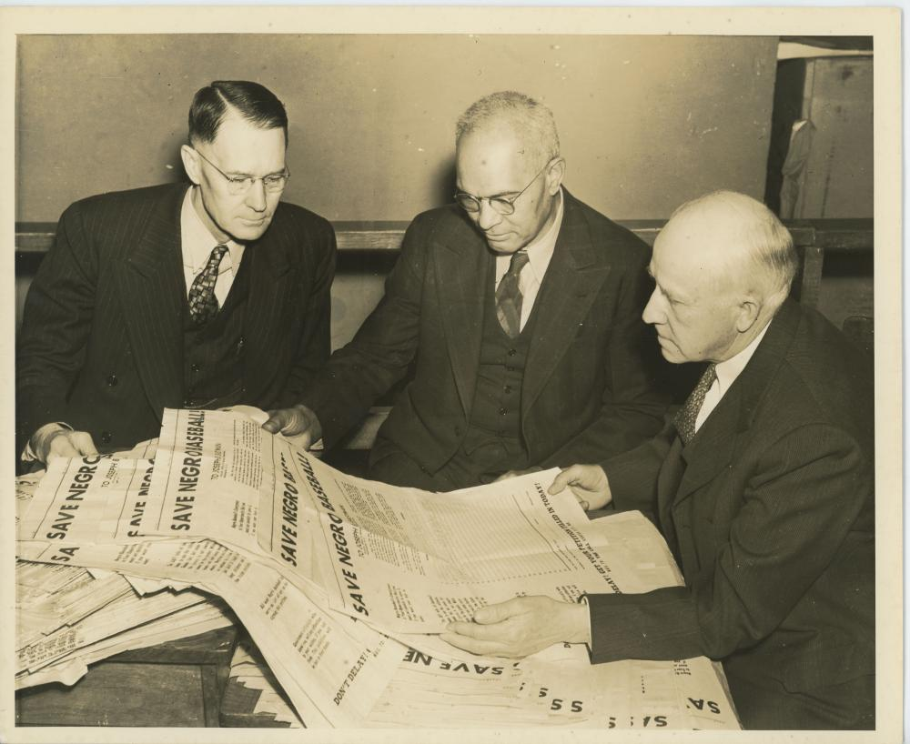 C.A. Franklin with Baird and Wilkinson