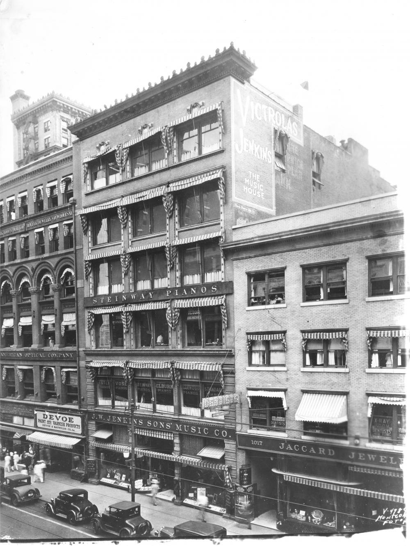 Radio Pioneers: The Coon-Sanders Nighthawks | The Pendergast Years