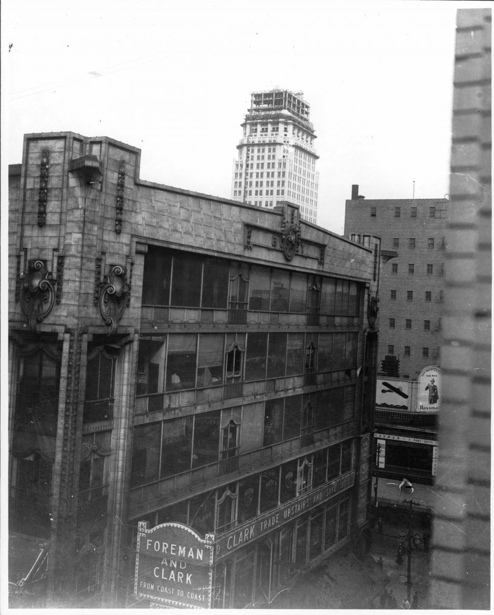 Downtown S Foreman Clark Building To Become 124: Boley Building And Telephone Building
