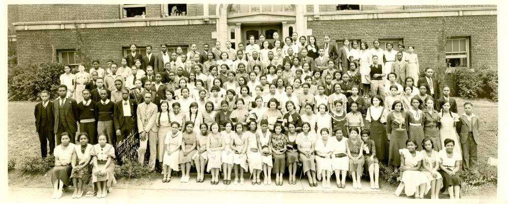Lincoln Class of 1933.