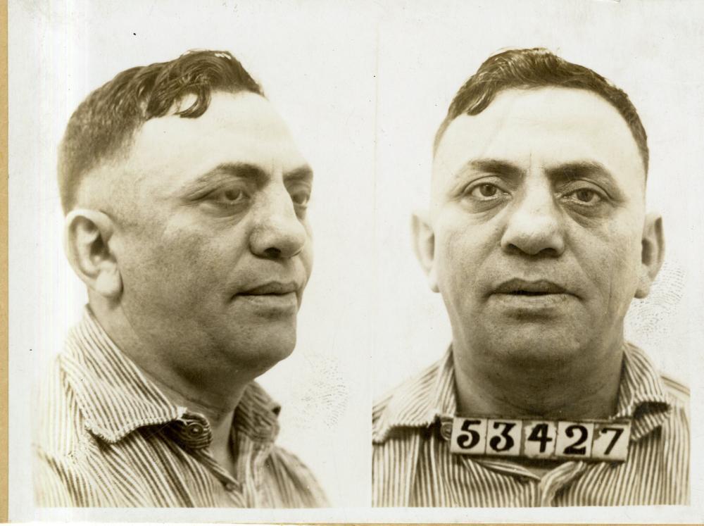 Sam Brenner Inmate File: Mugshot | The Pendergast Years