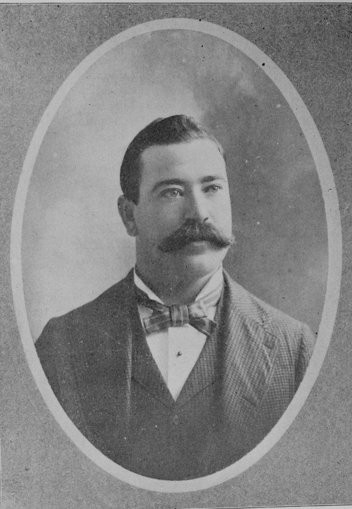 Portrait of Tom Pendergast, c. 1900. Courtesy of the Harry S. Truman Library and Museum