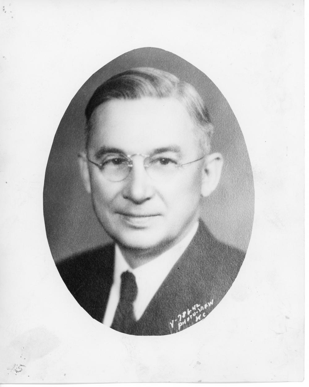 John B. Gage won the mayoral election of 1940