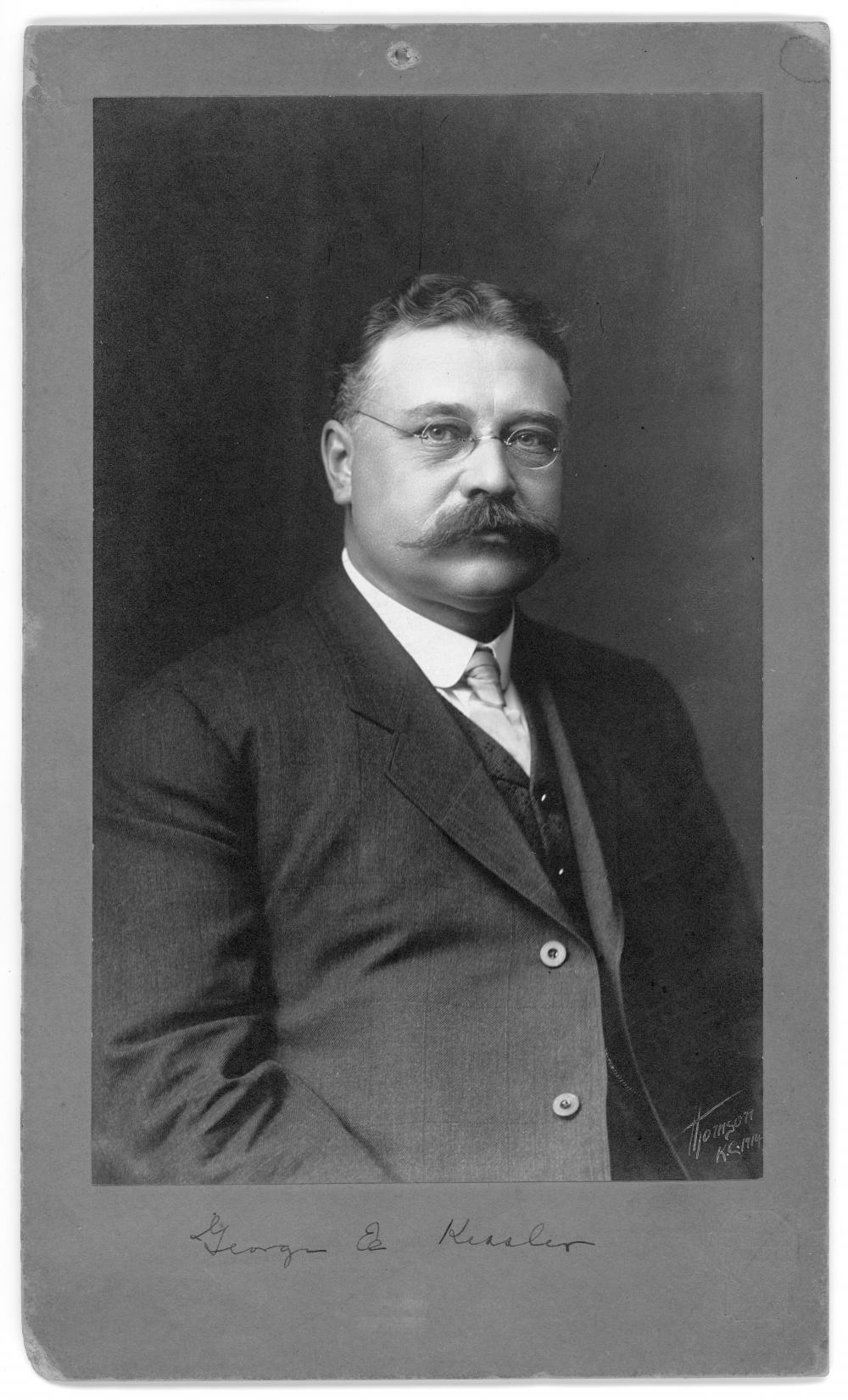 George E. Kessler | The Pendergast Years