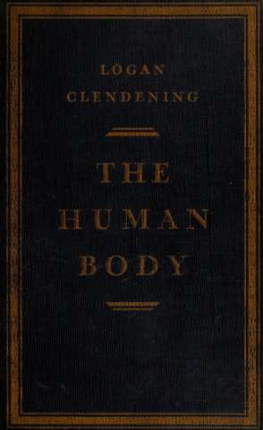 Book cover of 'The Human Body'