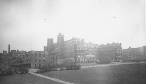 General Hospital, 1930