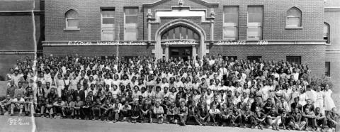 R.T. Coles graduating class of 1938