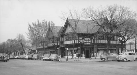 John S. Watkins Drugs at Brookside Shopping District