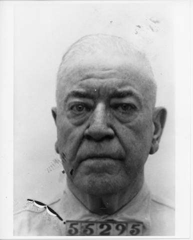 Tom Pendergast mugshot