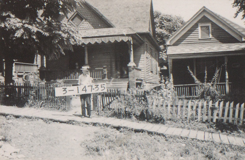 Westside neighborhood, 1940